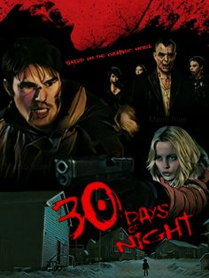 30 Days Of Night Horror Movie Vampires Fan Made Edit MF