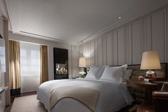 Rosewood London, Tony Chi