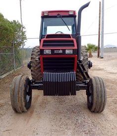 CASE IH 2594 Case Ih Tractors, Tractor Implements, Monster Trucks, David, Brown, Tractor, Brown Colors