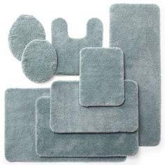 Mohawk Bath Rugs ~ http://modtopiastudio.com/choosing-the-tropical-bath-rugs-to-decorate-the-bathroom/