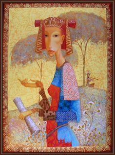 Merab Gagiladze (b1972 Tbilisi (Tiflis) GEORGIA) | მერაბ გაგილაძე