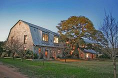 barns dream-home