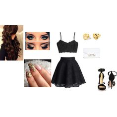 """Untitled #23"" by erlinejean on Polyvore"