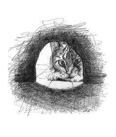 #GATO #POESIA #DIAMANTESDELLODO #CROWDFUNDING - Libro de relatos y poemas. Algunos escritos y otros dibujados. La soledad, la incomunicación, las relaciones humanas, la crisis de la madurez, la falta de perspectivas, son algunos de los ejes que vertebran estos relatos y poemas. Aunque la claudicación no es completa y el humor surge como bálsamo. diamantes loco ilustración +INFO http://www.martinezaragon.com crowdfunding verkami http://www.verkami.com/projects/8912-diamantes-del-lodo