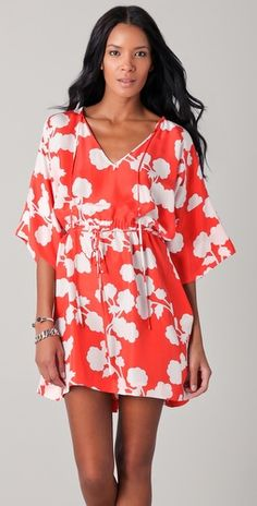 Iniko Beach Cover Up Dress