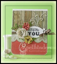 Fall Flowers by Beate - Cards and Paper Crafts at Splitcoaststampers