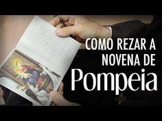 Como rezar a Novena de Pompeia | Instituto Hesed - YouTube Kelly Patricia, Youtube, Salvador, Pompeii, Free Knitting, Messages, Savior, El Salvador, Youtubers