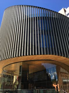 City of Perth Library, Kerry Hill Architects (Australia)