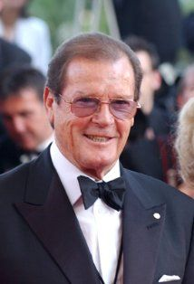 Roger Moore (I)   Perhaps he will always be remembered as the man who replaced Sean Connery in the James Bond series, arguably something he never lived down. Roger George Moore was born on October 14, 1927 in Stockwell, London, England, the son of a policeman. He first wanted to be an artist, but got into films full time after becoming an extra in the late 1940s... See full bio »   Born:Roger George Moore  October 14, 1927 in Stockwell, London, England.