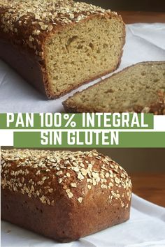 Bread Recipes, Vegan Recipes, Cooking Recipes, Delicious Desserts, Yummy Food, Gluten Free Cupcakes, Pan Bread, Food Design, Banana Bread