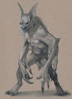 Desmodusapien by Mavros-Thanatos.deviantart.com on @DeviantArt
