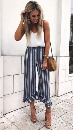 37 Casual Summer Work Outfits for Professionals 2019 - Fashion Enzyme