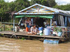 Azure Travel - Azure's Phnom Penh to Siem Reap - 7 Days / 6 Nights