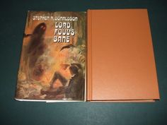 1977 True First Edition of Lord Foul's Bane by Donaldson  nice collectible copy