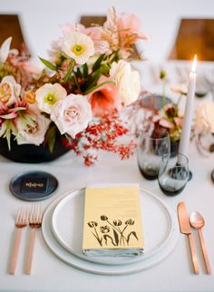 Our Oatmeal Sonoma Table Linen provides a neutral touch to this event. Rebecca Yale Photography, Callista & Company