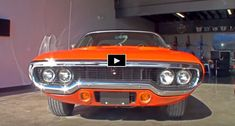 Born as a highly optioned 1971 Plymouth Sebring Plus this Mopar has been transformed into breathtaking Road Runner powered by a beefy 440 Big Block V8 engine. See the video for full story of the build.