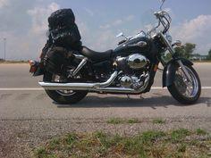 My bike and a road trip