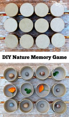 DIY+Nature+Memory+Game+via+/rhythmsofplay/ More
