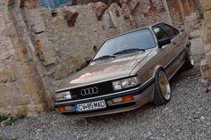 Audi Coupe GT (1984)