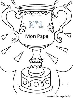 Fathers Day Coloring Sheets free printable happy fathers day coloring pages shared via Fathers Day Coloring Sheets. Here is Fathers Day Coloring Sheets for you. Fathers Day Coloring Sheets happy fathers day coloring page free printable c. Diy Father's Day Gifts, Father's Day Diy, Gifts For Dad, Kids Gifts, Coloring Pages For Kids, Coloring Sheets, Coloring Books, Adult Coloring, Happy Fathers Day Pictures