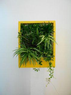Resultado de imagen de jardin vertical artificial ikea jardin pinterest ikea y b squeda - Jardin vertical interior ikea rouen ...