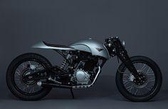 Hero Honda Karizma - cafe racer độc nhất vô nhị - Xehot360 - Chia sẽ thông tin mới HOT nhất về Xe Máy & Motor