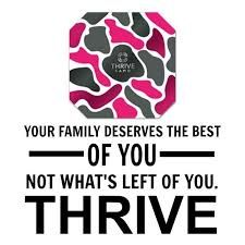 Your family deserves the best of you