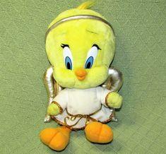 Tweety Bird Name Magnet ~ Russ ~ Looney Tunes Collectible~ Stocking Stuffer