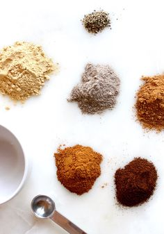 A simple recipe for a delicious chai spice blend that's perfect for tea, baking and other recipes! via livelytable.com