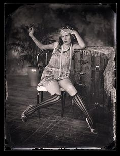 Nothing Elegant: Wet Plate Collodian Photographs