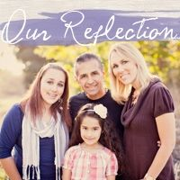 The Life of a Not So Ordinary Wife: Guest Post & Giveaway- Laura from Our Reflection