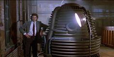 La #mosca (1986) - di David Cronenberg. La storia del  tentativo fallito di uno scienziato e delle sue conseguenze...