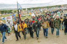 Feds delay Dakota Access pipeline construction in surprise announcement after…
