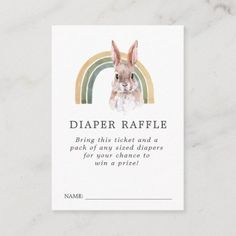 Forest Animals Baby Shower Diaper Raffle Ticket Enclosure Card Baby Shower Diapers, Baby Shower Fun, Pack Of Diapers, Diaper Raffle Tickets, Baby Shower Activities, Woodland Theme, Forest Animals, Christmas Card Holders, Baby Shower Invitations