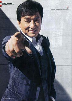 Jackie Chan ☝