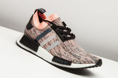 4d3a0de56 JUST IN  The adidas NMD R1 Primeknit Salmon are far from aquatic