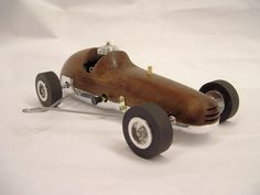 Beast Tether Cars Midget Tether Car with Cox .049 Engine