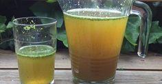 Israelische Minz-Limonade