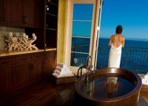 Have to have a luxurious room with a beautiful view at my Dream Spa Retreat... #spaweek