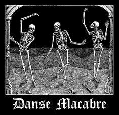 Skeleton Dance, Dance Of Death, Danse Macabre, Wall Fans, Urban Legends, Memento Mori, Skull Art, Holiday Fun, Journaling