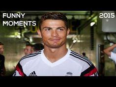 Cristiano Ronaldo ● Funny Moments 2015