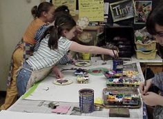 Doing More With Less: Choice-Based Art Education