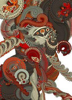 Evgeny Kiselev colorful images