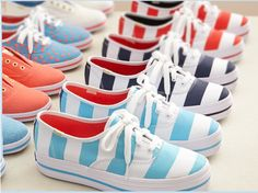 Keds x Kate Spade New York http://shoecommittee.com/blog/2015/6/20/keds-x-kate-spade-new-york