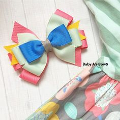 M2M Matilda Jane Hair Bow  M2M Matilda Jane Matilda by BabyABows