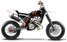 Garage Project Motorcycles — This guy (and a bunch of his mates) are KTM nuts...