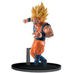 "Banpresto Dragon Ball Super 5.1"" Super Saiyan 2 Goku Figure, SCultures Big Budoukai 6, Volume 4 ** For more information, visit image link. (This is an affiliate link) #ActionToyFigures"