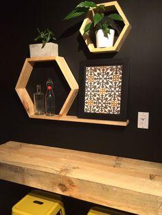 @Fabrique Allwood - Coin dinette. | Éléments décoratifs en bois par La Fabrique Allwood