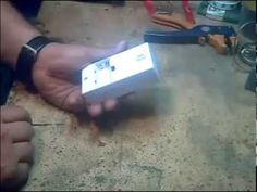 TIMBRE INALAMBRICO DE PILAS A CORRIENTE - YouTube