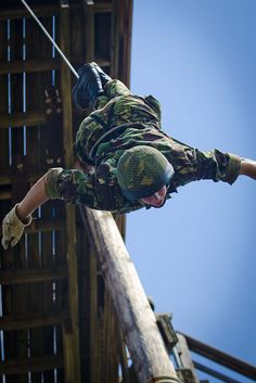 #MilitaryAndWeapons  USACAPOC(A) prepares British Paratroopers for Afghanistan